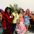 Harvey Grand Opening Of Daddy Robes Boutique In Los Angeles, CA