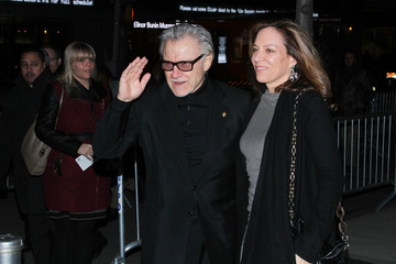 Harvey Keitel 'The Grand Budapest Hotel' Premieres in NYC