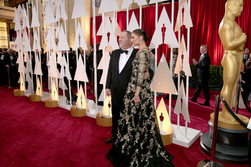 Harvey Weinstein Arrivals at the 87th Annual Academy Awards — Part 2