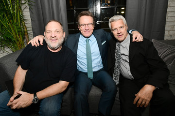"Harvey Weinstein RBC and The Weinstein Company Host 'The Upside"" Cocktail Party at RBC House Toronto Film Festival 2017"