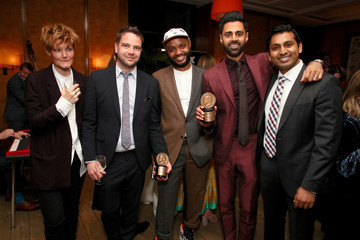 Hasan Minhaj Charlie Covell 78th Annual Peabody Awards Ceremony  - After Party