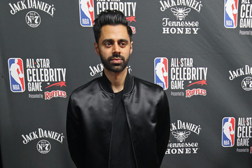Hasan Minhaj 2019 NBA All-Star Celebrity Game - Arrivals