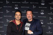 Haute Living Celebrates Luis Fonsi Cover Launch At El Tucán Miami