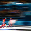 Havard Vad Petersson Curling - Winter Olympics Day 7