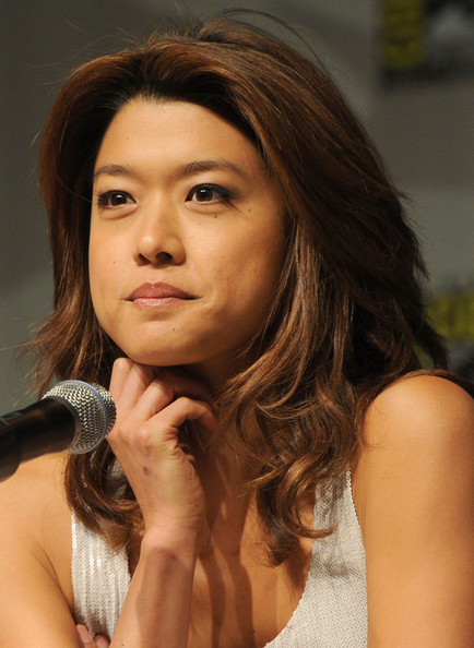 "Hawaii Five-0"" Panel - Comic-Con 2010 (Grace Park)"