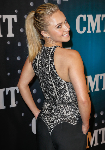 Hayden Panettiere Pictures Arrivals At The Cmt Artists