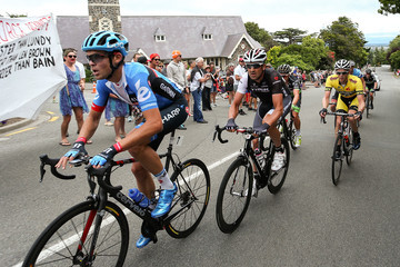 Hayden Roulston New Zealand Road Cycling Championships