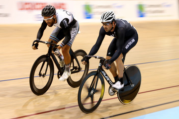 Hayden Roulston Oceania Track Cycling Championships