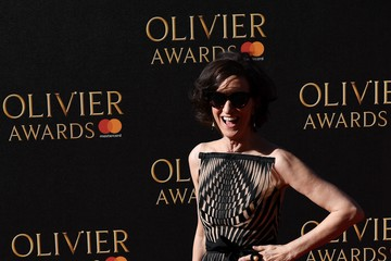 Haydn Gwynne The Olivier Awards 2017 - Red Carpet Arrivals