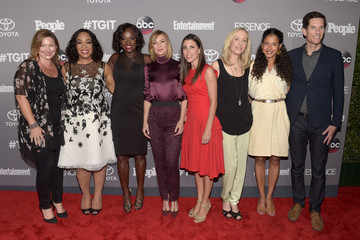 Haydn Wright Celebration of ABC's TGIT Line-up Presented by Toyota and Co-hosted by ABC and Time
