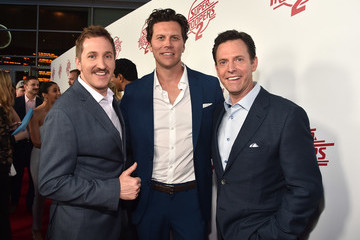 Hayes MacArthur Premiere Of Fox Searchlight Pictures' 'Super Troopers 2' - Red Carpet