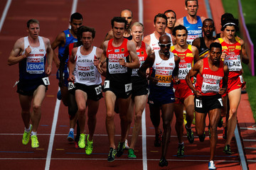 Hayle Ibrahimov 22nd European Athletics Championships: Day 6