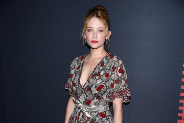 Hayley Bennett 'The Girl on the Train' New York Premiere