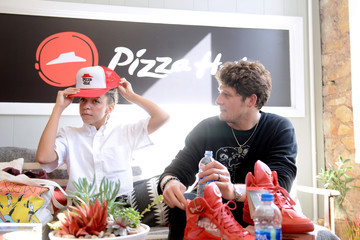 Hayley Law Pizza Hut Lounge at the 2018 SXSW Film Festival