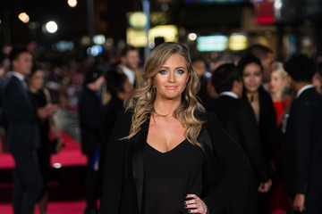 Hayley McQueen 'Ronaldo' - World Premiere - Red Carpet Arrivals