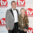 Hayley Mills TV Choice Awards - Red Carpet Arrivals