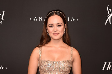 Hayley Orrantia The Hollywood Reporter And SAG-AFTRA Celebrate Emmy Award Contenders At Annual Nominees Night - Arrivals