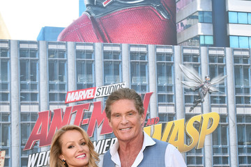 """Hayley Roberts Los Angeles Global Premiere For Marvel Studios' Ant-Man And The Wasp"""""""