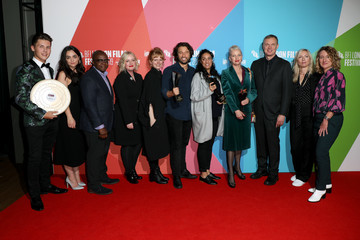 Hayley Squires The 63rd BFI London Film Festival Awards