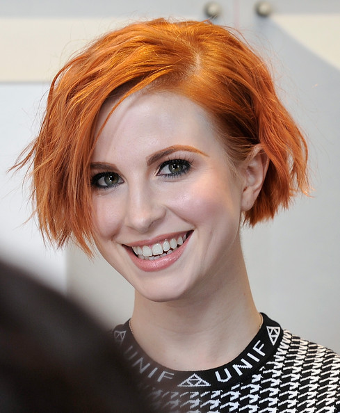 Hayley Williams Photos Photos 2014 Iheartradio Music