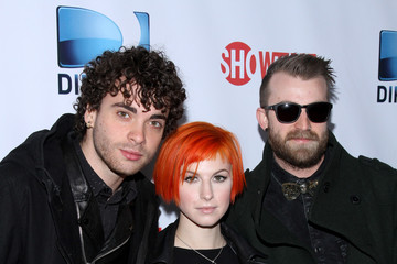 Hayley Williams DirecTV Celebrity Beach Bowl - Arrivals