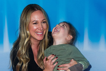Haylie Duff Disney On Ice Presents 'Dare To Dream' - Arrivals