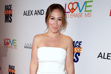 Haylie Duff 24th Annual Race To Erase MS Gala - Red Carpet