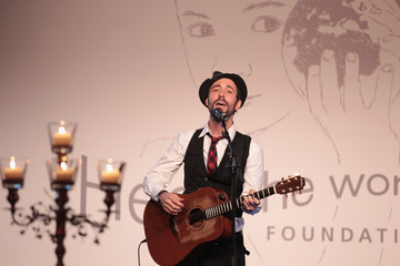 Charlie Winston Hear the World Foundation Charity Gala