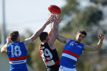 Heath Hocking VFL Rd 18 - Essendon v Footscray