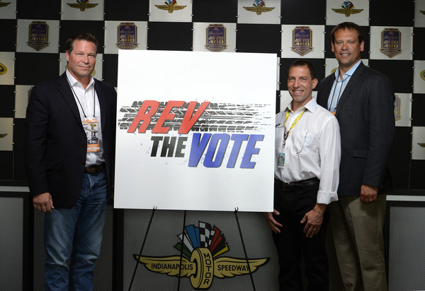 Indianapolis Motor Speedway - Day 1
