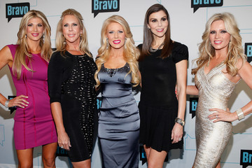 Heather Dubrow Bravo Upfront 2012