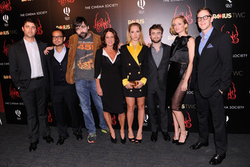 Heather Graham 'Horns' Premieres in NYC
