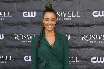 Heather Hemmens The CW's Crashdown On Sunset Experience Celebrates Launch Of 'Roswell, New Mexico'