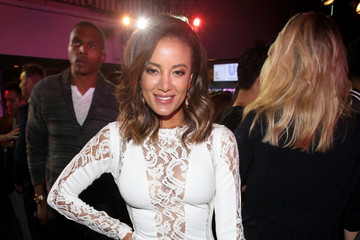 Heather Hemmens Latina Media Ventures Hosts Latina 'Hot List' Party - Inside
