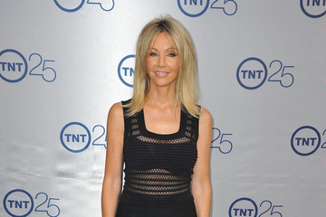 Heather Locklear Arrivals at TNT's 25th Anniversary Party — Part 2