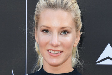 Heather Morris Jessica And Jerry Seinfeld's GOOD + Halloween Bash - Arrivals