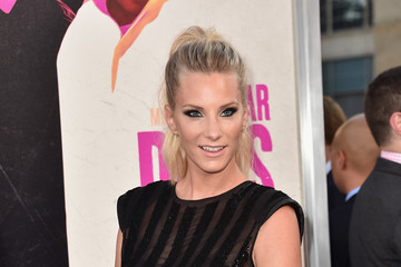 Heather Morris Premiere of Warner Bros. Pictures' 'War Dogs' - Arrivals