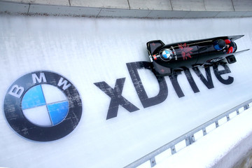 Heather Moyse BMW IBSF World Cup Koenigssee Day 2