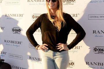 Heather Thomson Guests Attend the Ranbeeri Denim Launch Party, Hosted by Ali Lohan