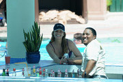 Heather Thomson at Beaches Turks & Caicos Resort Villages & Spa on March 18, 2015 in Providenciales, Turks and Caicos Islands.