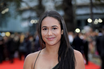 Heather Watson 'Battle of the Sexes' European Premiere - 61st BFI London Film Festival