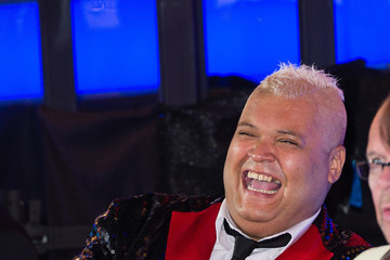 Heavy D 'Celebrity Big Brother' - Final