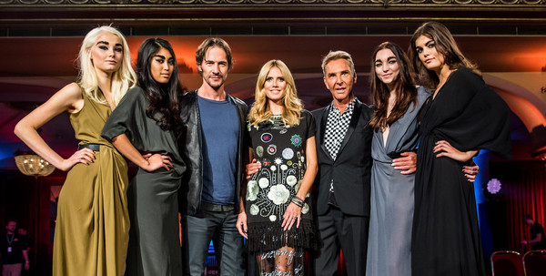 Germany's Next Top Model 2015 Photocall