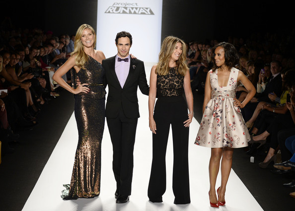 MBFW: Project Runway Show