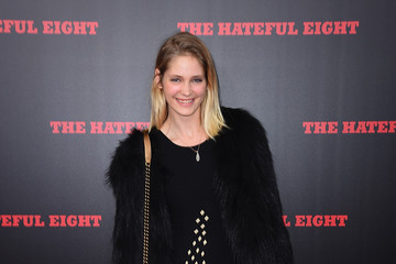 Heidi Mount The New York Premiere of 'The Hateful Eight'