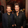 Michael Laudrup and Brian Laudrup