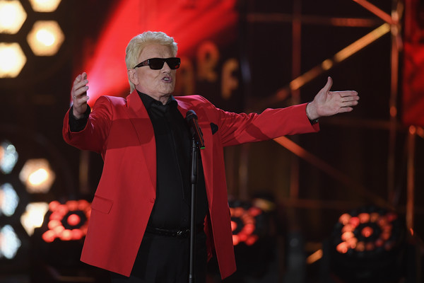 '50 Jahre Hitparade' From Offenburg [hitparade,entertainment,performance,music,performing arts,event,music artist,performance art,stage,heino performs,air,show,taping,germany,from offenburg,offenburg,zdf]