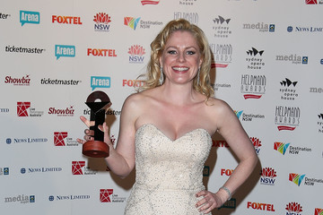 Helen Dallimore 2013 Helpmann Awards - Awards Room