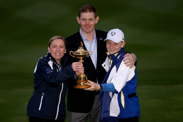 Helen Gallacher Singles Matches - 2014 Ryder Cup