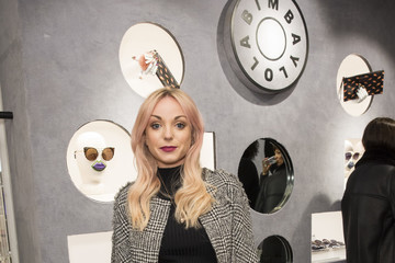 Helen George BIMBA Y LOLA Celebrates Regent Street Pop Up